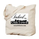 Inked In Oaktown Tote Bag