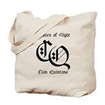 Clan Quintano Tote Bag