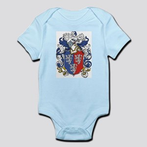 Rous Coat of Arms Infant Creeper
