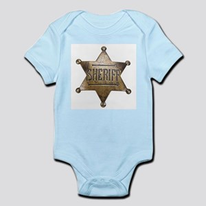 Sheriff -  Infant Creeper