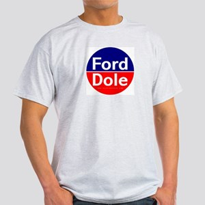Ford Dole Ash Grey T-Shirt