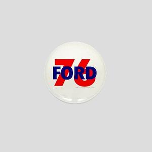 Ford 76 Mini Button