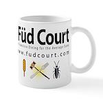 Füd Court Mug