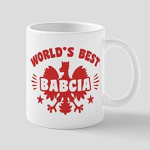 World's Best Babcia 11 oz Ceramic Mug