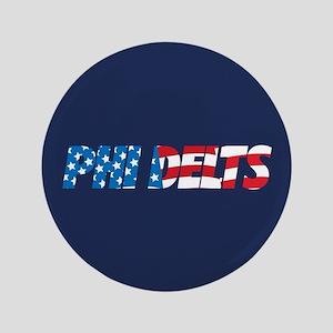 Phi Delta Theta Phi Delts Button