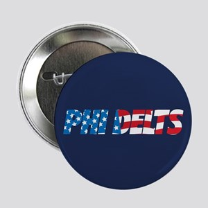 "Phi Delta Theta Phi Delts 2.25"" Button (100 pack)"