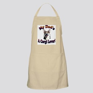 My Dad's a Corgi Lover - Giml Apron