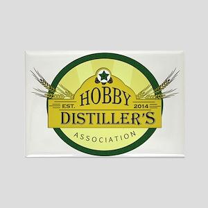 Hobby Distiller's Association Magnets