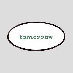 Tomorrow Patch