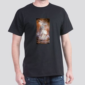 Lady of The Lake Black T-Shirt