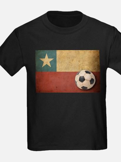 Vintage Chile Flag T