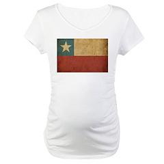 Vintage Chile Flag Shirt
