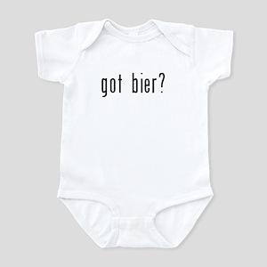 got bier? Infant Bodysuit
