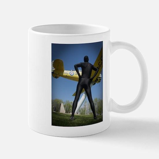 Black Airforce Way Zentai 1 Mug