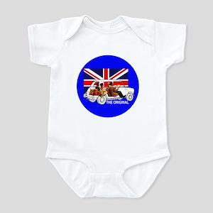 Transparent Mini Infant Bodysuit