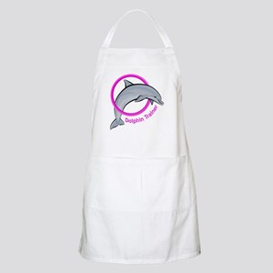 Dolphin Trainer Pink Apron
