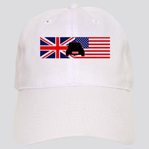 UK-US flag Mini Cap