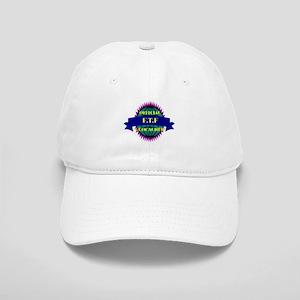 FTF Purple/ White Cap