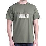 Laissez-Faire Capitalist, Men's T-Shirt