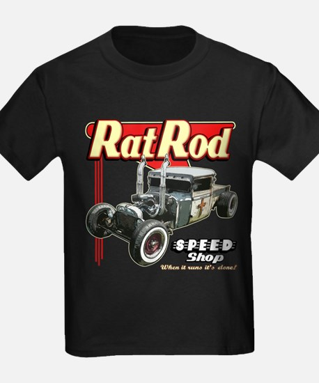 Rat Road Speed Shop - Pipes T