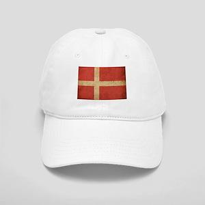 Vintage Denmark Flag Cap