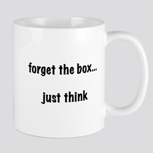 forget the box... just think Mug