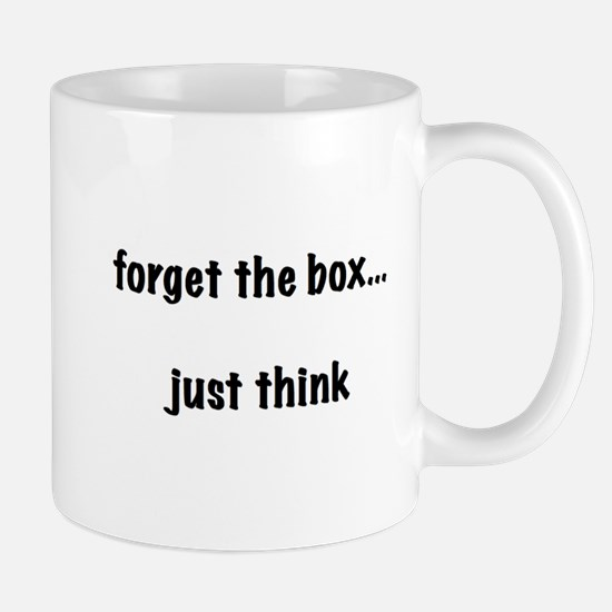 forget the box... just think Mug