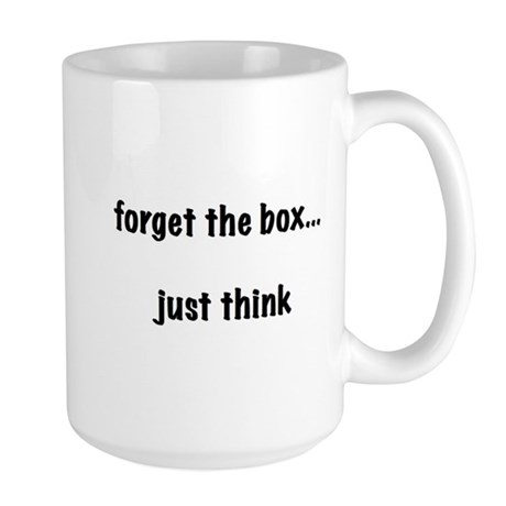 forget the box... just think Large Mug