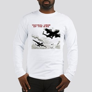 Tactical Uses of the B-25 Long Sleeve T-Shirt