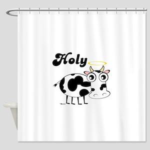 HolyCow2 Shower Curtain