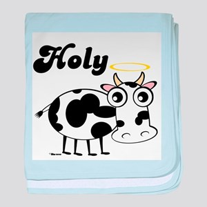 HolyCow2 baby blanket