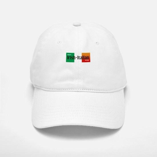 Irish-Italian Pride Baseball Baseball Cap