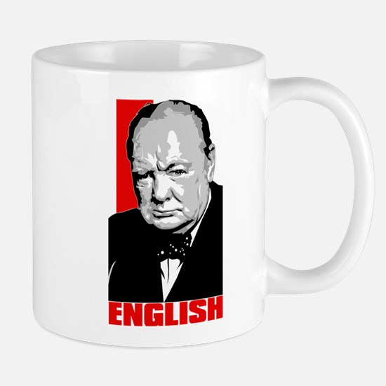English Churchill Mug