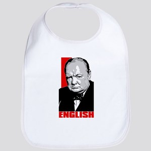 English Churchill Bib