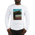 PENNA. RAILROAD 1960 Cover Long Sleeve T-Shirt