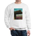 PENNA. RAILROAD 1960 Cover Sweatshirt