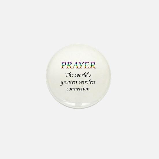 Unique Religion beliefs Mini Button