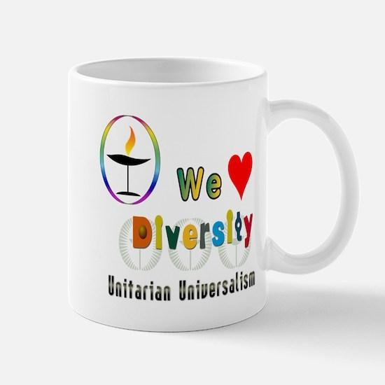 Unitarian 1 Mug