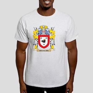 Raeburn Family Crest - Coat of Arms T-Shirt