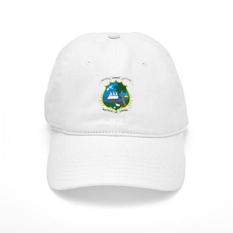 Liberia Coat Of Arms Cap