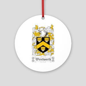 Wentworth Ornament (Round)