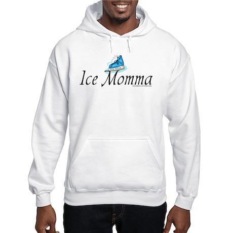 """""""Ice Momma"""" Hooded Sweatshirt"""