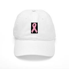 Breast Cancer Ribbon Art Baseball Cap