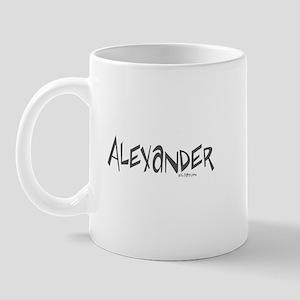 Alexander Mug