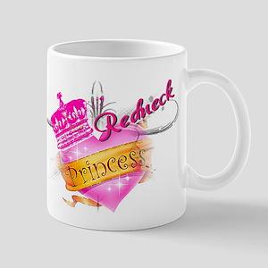 REDNECK PRINCESS (HEART) Mug