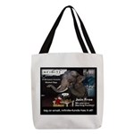 Infinite Funds Elephant Polyester Tote Bag