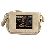 Infinite Funds Elephant Messenger Bag