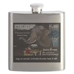 Infinite Funds Elephant Flask