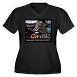 Infinite Funds Elephant Plus Size T-Shirt