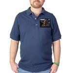 Infinite Funds Elephant Dark Polo Shirt